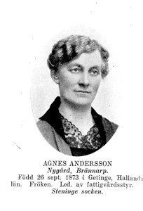 AGNES Andersson