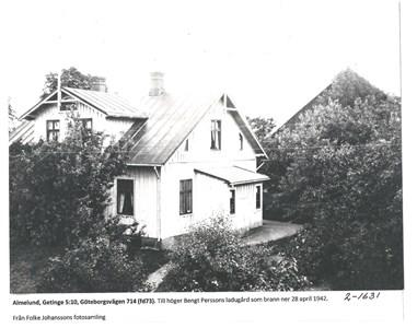 Almelund. Göteborgsvägen 714. 2-1631