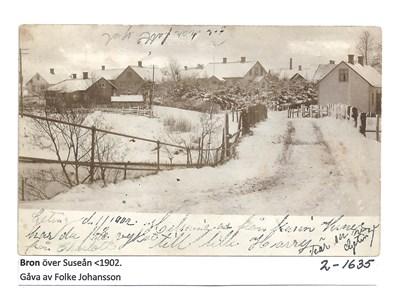 Bron över Suseån. 2-1635