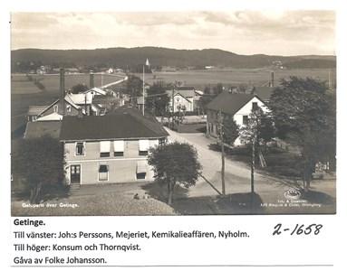 Getinge centrum 2-1658