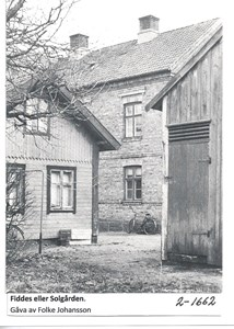 Fiddes eller Solgården  2-1662