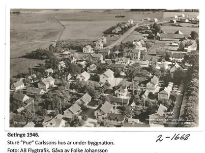 Getinge 1946 2-1668