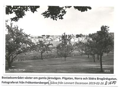 Bostadsområdet väster om gamla Järnvägen 2-1670