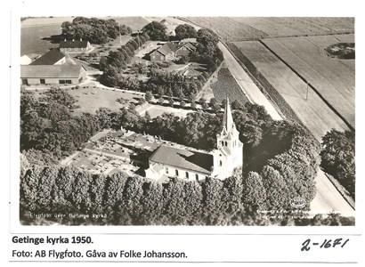 Getinge kyrka 1950 2-1671