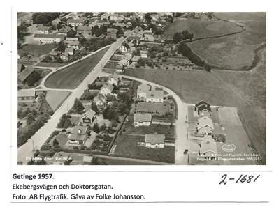 Getinge 1957. 2-1681