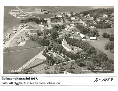 Skattagård 1957. 2-1683