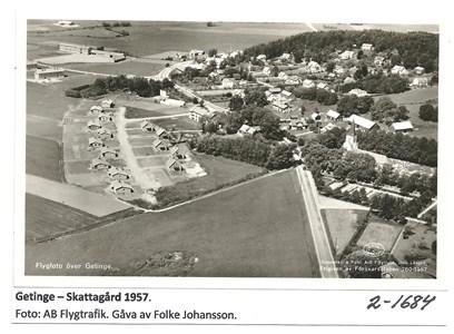 Skattagård 1957. 2-1684