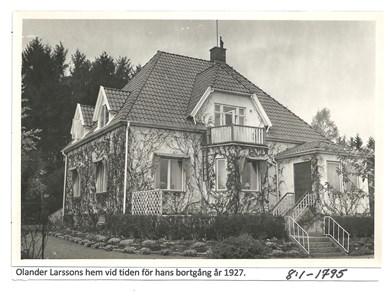 Olander Larssons hem 1927 8-1-1795