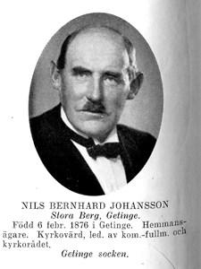 Nils Bernhard Johansson