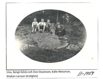 Getingebarn 11-1959
