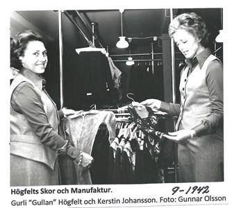Högfeldts Manufaktur. 9-1942