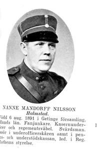 Nanne Mandorf Nilsson