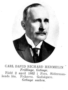 Carl David RICHARD Hermelin