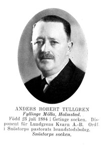 Anders Robert Tullgren