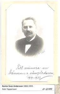 Kantor Sven Andersson 11-2100