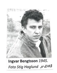 Ingvar Bengtsson 11-2103