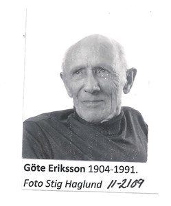 Göte Eriksson 11-2109