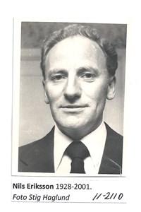 Nils Eriksson 11-2110