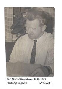 Karl-Gustaf Gustafsson 11-2113