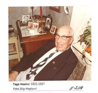 Tage Haaker 11-2114
