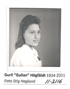 """Gurli """"Gullan"""" Högfäldt11-2116"""