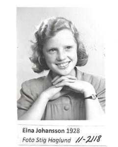 Elna Johansson 11-2118