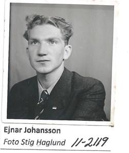 Ejnar Johansson 11-2119