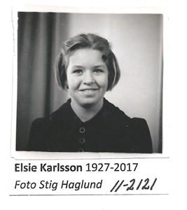 Elsie Karlsson 11-2121