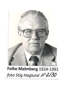 Folke Malmberg 11-2130