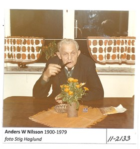 Anders W Nilsson 11-2133