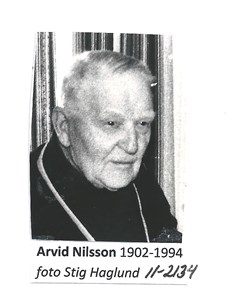 Arvid Nilsson 11-2134