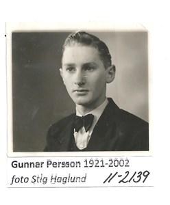 Gunnar Persson 11-2139