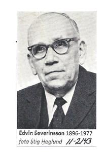 Edvin Severinsson 11-2143