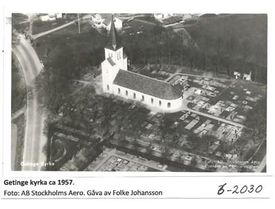 Getinge Kyrka 6-2030