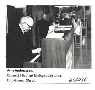 Kantor Arne Andreasson 6-2036