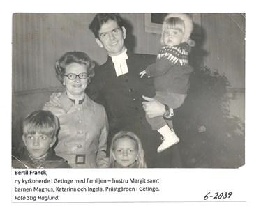 Bertil Franck med familj 6-2039