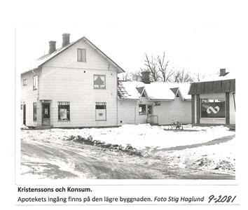 Kristenssons o Konsum 9-2081