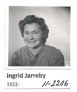 Ingrid Jarreby 11-2206