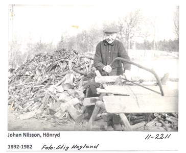 Johan Nilsson, Hönryd 11-2211