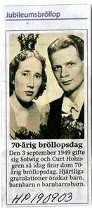 190903 Bröllopsdag 70 år Holmgren