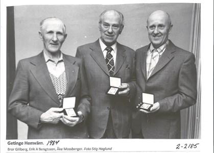 Getinge Hemvärn 1984 2-2185
