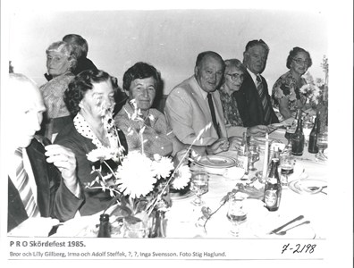 PRO Skördefest 1985 7-2198