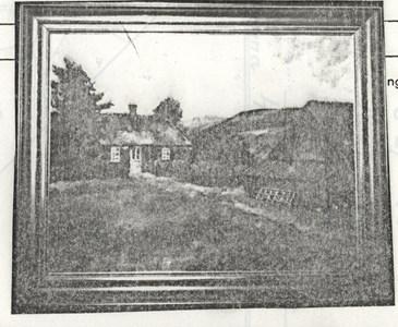 Toften- målning av husen