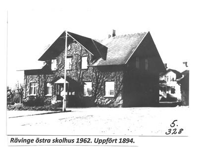 Rävinge östra skola. 5-328
