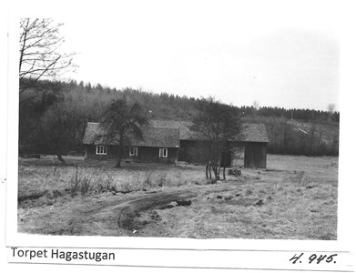 Torpet Hagastugan 4-945