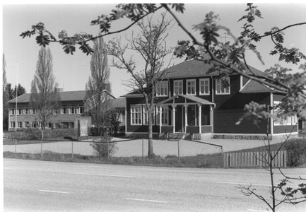 Gillberga skola (tidigare Vallby skola)