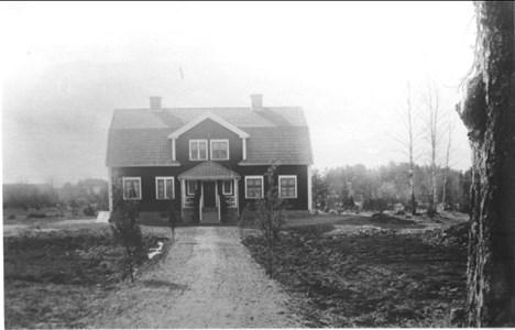Ålderdomshemmet 1924