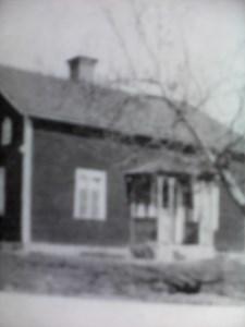 Ladeby Lilla Östergård 1938