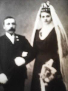 Brudparet Andersson