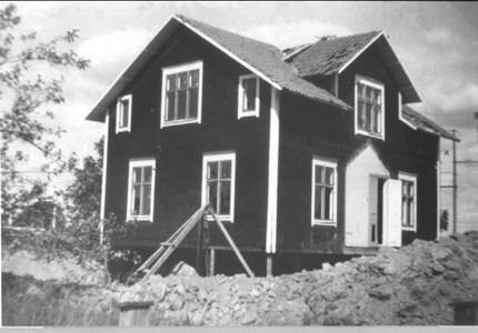 Hålby Solbacken 1952